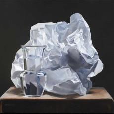 MarshallHenrichsCrumpled-Paper-with-Water
