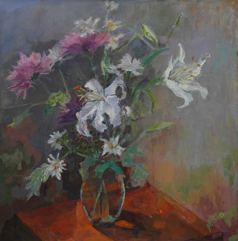 JudyChaves-Lily-Bouquet