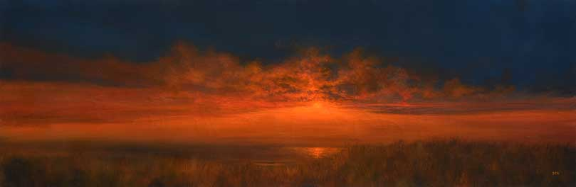 DavidKAnderson-Tangerine-Sunset