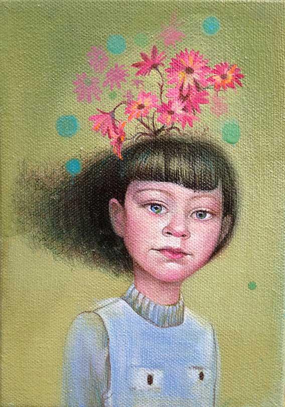 JenniferKnaus-Daisy-Head-I