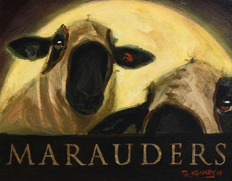 ShawnKenney-Maurauders