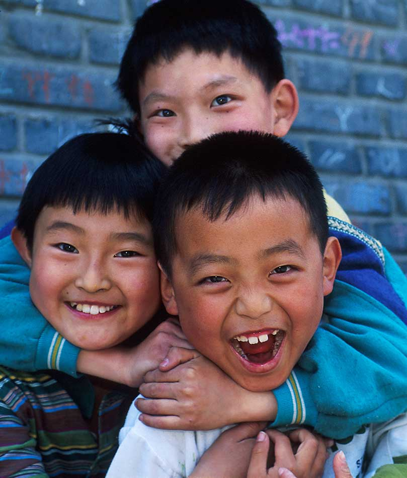 DaveGillyGilstein-Hutong-kids