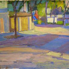 IdaSchmulowitz-Studio-View_Early-Spring